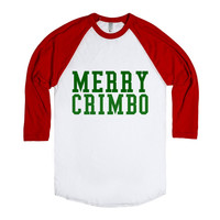 MERRY CRIMBO BRITISH CHRISTMAS SHIRT