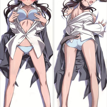 New Strike Witches Anime Dakimakura Japanese Pillow Cover SW6