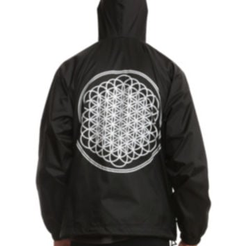 Bring Me The Horizon Windbreaker