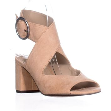 Charles by Charles David Kali Slingback Sandals, Nude, 7 US