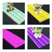 "4 Pack Mexican table runners 14x72"" Cinco de Mayo, Fiesta decoration,14X72TRCPACK200"
