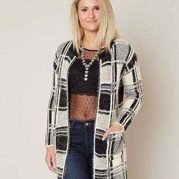 LOVE BY DESIGN MATCHMAKER CARDIGAN SWEATER