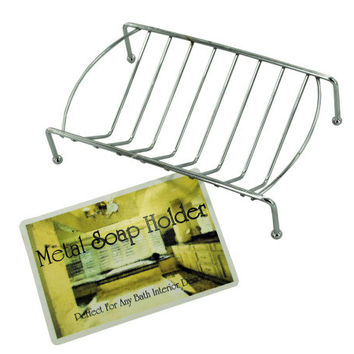Metal Soap Dish: Case of 144
