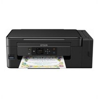 Multifunction Printer Epson C11CF47402 ECOTANK ET-2650 WIFI 1200 x 2400 DPI Black