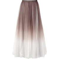 Coast Amiana Tulle Maxi Skirt