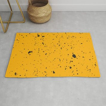 Obsessed Rug by duckyb