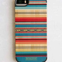 Recover Serape Wood iPhone 5/5s Case- Blue Multi One