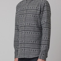 Fair Isle Long Sleeve Shirt