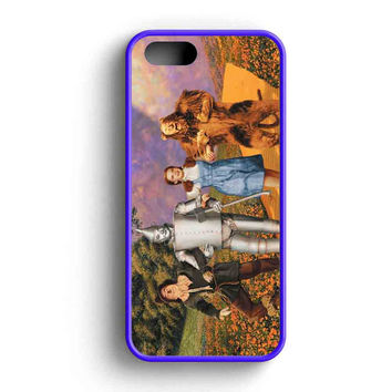 Wizard Of Oz Dororthy And Gang iPhone 5 Case iPhone 5s Case iPhone 5c Case