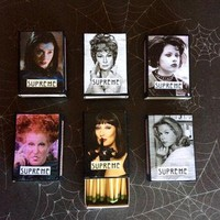 American Horror Story Coven Mashup Supreme Witch Matchbox Magnets AHS