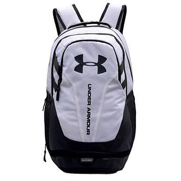Under Armour Fashion Edgy Simple School Backpack Travel Bag