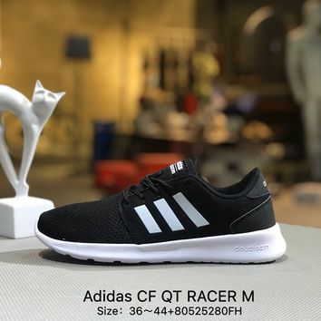Adidas CF QT RACER M Sports Running Shoes Sneaker