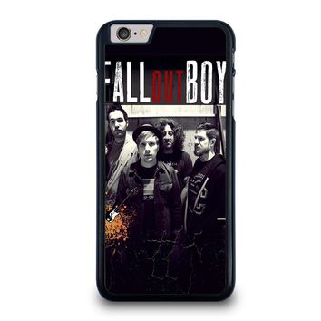 FALL OUT BOY PERSONIL iPhone 6 / 6S Plus Case
