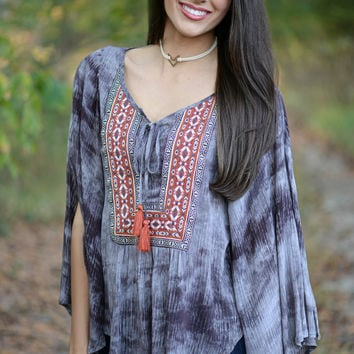 Tribal Trend Top