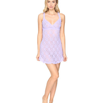 Hanky Panky Signature Lace Chemise Hyacinth - Zappos.com Free Shipping BOTH Ways