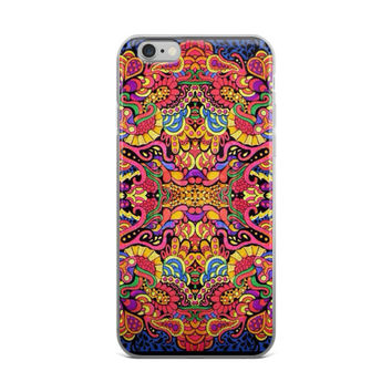 Trippy Artistic iPhone 6/6s 6 Plus/6s Plus Case