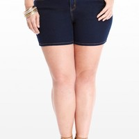 Plus Size Skyscraper High Waist Shorts | Fashion To Figure