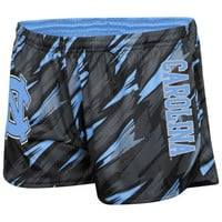 North Carolina Tar Heels :UNC: Ladies Vision Shorts - Carolina Blue