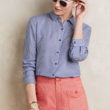 Blue Shirt Shop West Fourth Buttondown