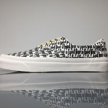 Fear Of God x PacSun Vans Era 95 Reissue 27055aa0f