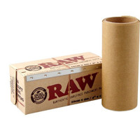 "RAW Unrefined Parchment Paper 10cm x 4m / 4"" x 13ft"
