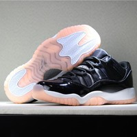 "WMNS Air Jordan 11 Retro Low ""Bleached Coral"""
