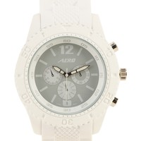 Aeropostale  Textured Rubber Watch