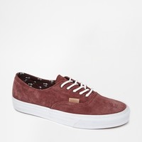 Vans California Authentic Decon Plimsolls