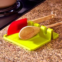 Kitchen Cooking Tool Utensil Rests Holder Stand Organizer