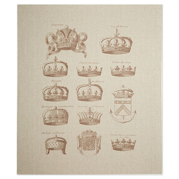Antique Crowns, Drawings