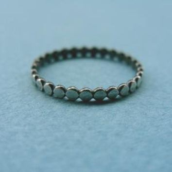 Band of Tiny Dots by brightsmith on Etsy