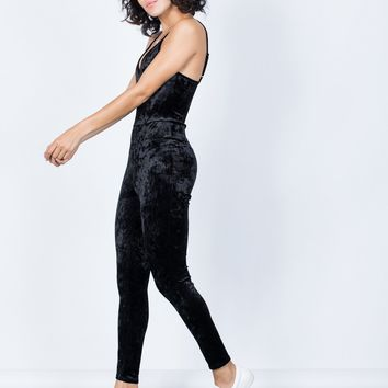 Velvet Nights Jumpsuit