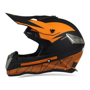 Custom cross-country helmet