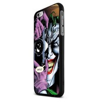 Joker Batman the Killing Joke Custom Case for Iphone 5/5s/6/6 Plus (Black iPhone 6)