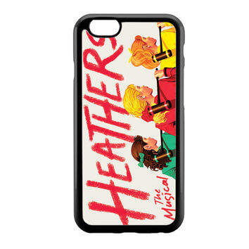 HEATHERS BROADWAY MUSICAL ART iPhone 6 Case