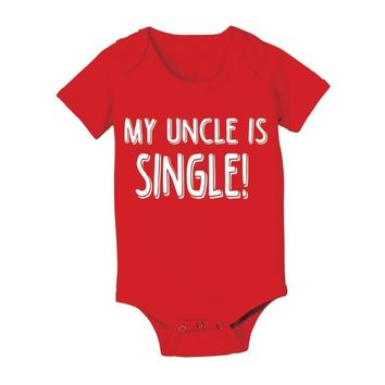 My Uncle Is Single Baby One Piece