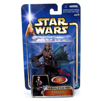 Chewbacca Mynock Hunt Star Wars Saga #14 Action Figure