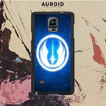 Star Wars Jedi Order Samsung Galaxy Note 3 Case Auroid
