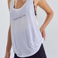 Future State Minimalism Tank Top | Urban Outfitters