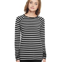 Sophie Stripe Ls Top by Juicy Couture