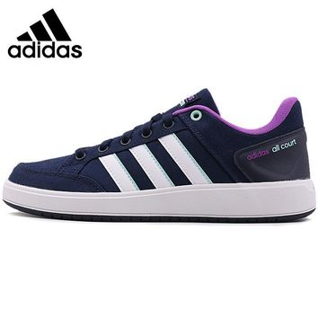 Original New Arrival 2017 Adidas CF ALL COURT W Women's Tennis Shoes Sneakers