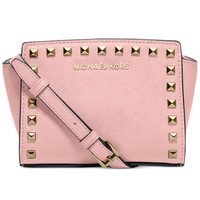 MICHAEL Michael Kors Selma Stud Mini Messenger