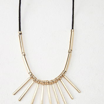 Matchstick Cord Necklace | Forever 21 - 1000131967