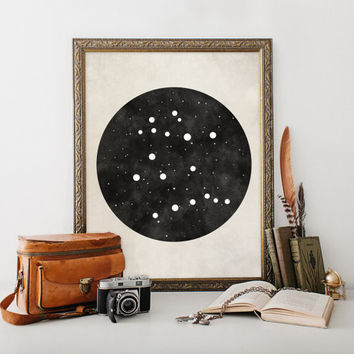 Gemini Constellation, Gemini Art, Zodiac art, Zodiac constellation