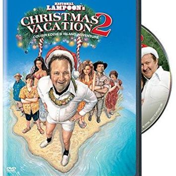 Randy Quaid & Miriam Flynn & Nick Marck-National Lampoon's Christmas Vacation 2 - Cousin Eddie's Island Adventure