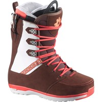 Nikita Sidways Sista Boot 2014/2015 (Choco/White/Hibiscus) Snow Boots Womens Boots at 7TWENTY Boardshop, Inc
