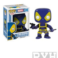 Funko Pop! Marvel: Deadpool X-Men - Bobble-Head