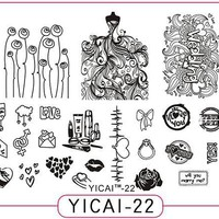 Yicai 22 Stamping Plate