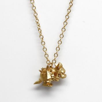Tiny Demon King Necklace