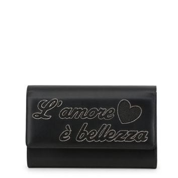 Dolce&Gabbana Women Black Clutch bags